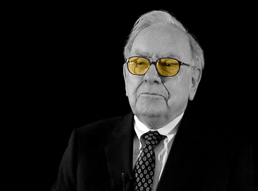 L'or de Warren Buffett